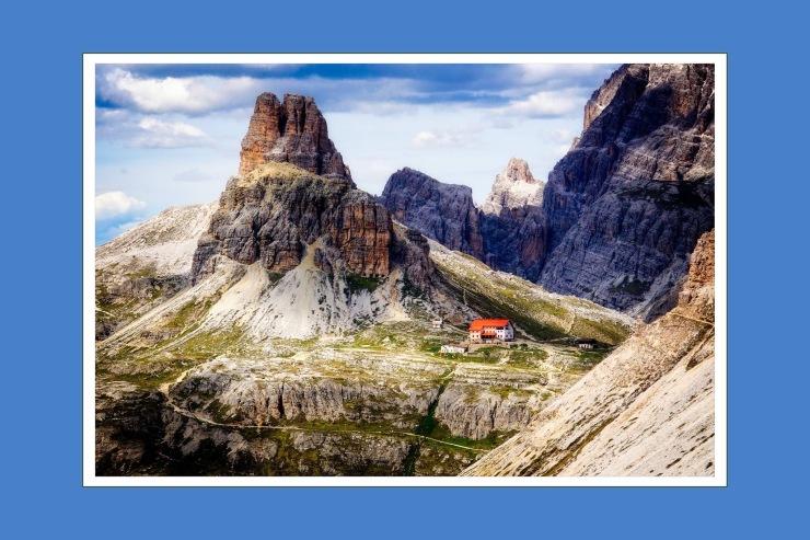 Dolomite Hutte